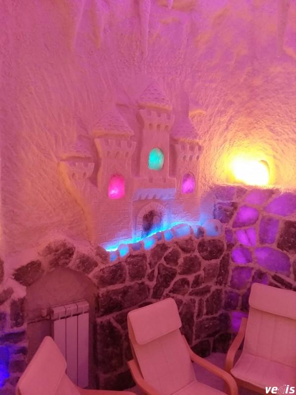 Соляная комната открылась в Броварах