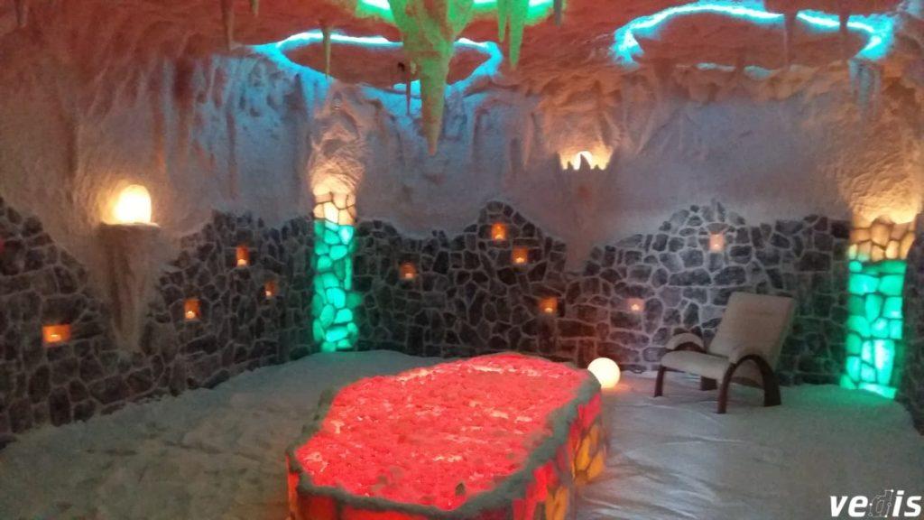 Профессиональная соляная комната в Полтаве