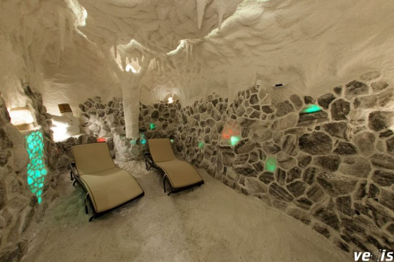 Private salt room, Kyiv, Ukraine
